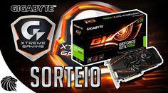 SORTEIO PLACA DE VÍDEO GIGABYTE G1 GAMING GTX 1060