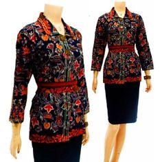 Toko Batik Online Model Blouse Batik Wanita KODE   DBT 3363 Call Order    085-959-844-222 de2cbea1cb