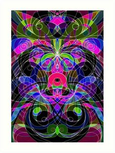 SOLD Art Print Ethnic Style! #Redbubble #Art #Print #Ethnic #drawing #doodle #tribal http://www.redbubble.com/people/medusa81/works/9334143-ethnic-style?p=art-print