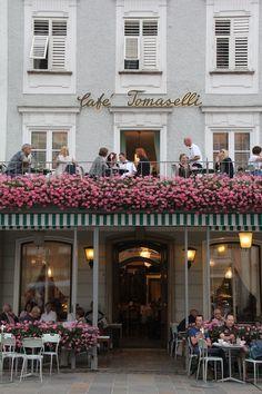 explore. dream. discover.: {Salzburg: Downtown + Hohensalzburg Castle}