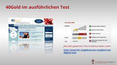 """http://www.ihr-singleboersen-vergleich.de/40gold-test/ 40Gold - """"Die Singlebörse für das beste Alter..."""" - komplett kostenlos!"""