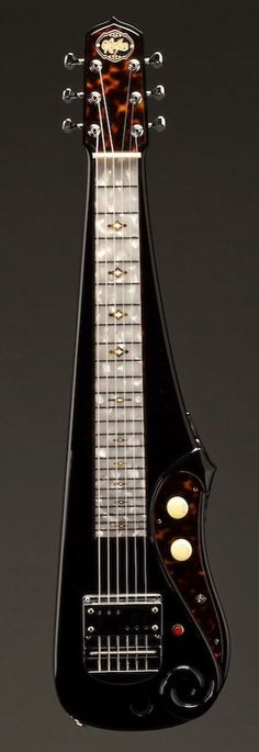 The Araya | Scott Walker Guitars - Walker Steel Guitar