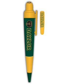 #Baylor Bears Musical Pen