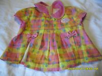 Kleidung von Baby Born hübsches Sommerkleid