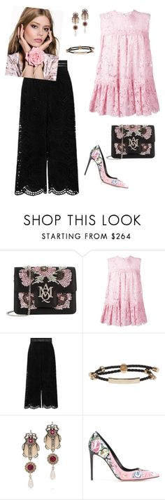 """""""Alexander McQueen"""" by olivia-stones ❤ liked on Polyvore featuring Alexander McQueen, Zimmermann and authentico"""