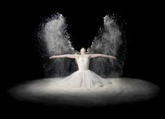 Photograph Flour Wings by Pauline Pentony on 500px