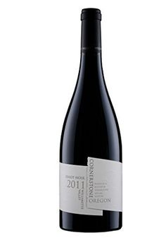 2011 Cornerstone Oregon Willamette Valley Pinot Noir, White Label 750 mL Wine * Click on the image for additional details.