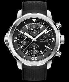 IWC Aquatimer Chronograph Stainless steel Automatic