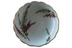 Foley Highland Heather Bowl on OneKingsLane.com. Original vintage bowl from Anna Hackathorn Interior Design.