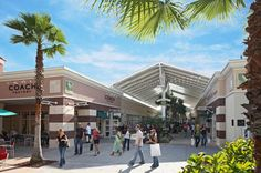 New in 2013 - The Promenade at the Orlando Premium Outlets Vineland Ave
