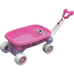 Disney Minnie Mouse Cute as a Bow Wagon