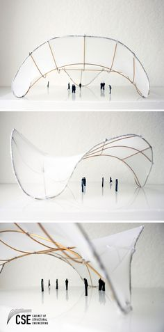 Truss Structure, Membrane Structure, Fabric Structure, Tectonic Architecture, Paper Architecture, Architecture Design, Concept Models Architecture, Architecture Model Making, Rehabilitation Center Architecture