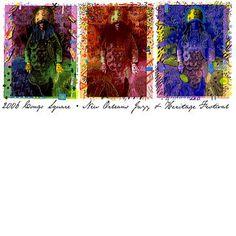1096e32d 16 Best Poster Art images | Festival posters, Congo, Jazz art