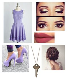 """""""Winter formal"""" by isabella3612 ❤ liked on Polyvore featuring The Giving Keys"""