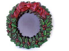 Vintage AVON Christmas ornament  Captured Moments by dagutzyone, $18.00