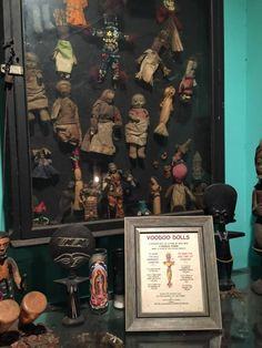 The New Orleans Historic Voodoo Museum New Orleans - LA: Reviews from families visiting The New Orleans Historic Voodoo Museum New Orleans - LA. There's so much more to Voodoo than closing in on a target, fashioning a doll and pricking it with pins!...