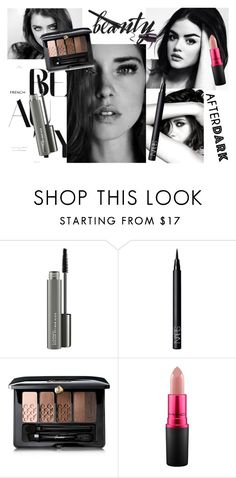 """Beauty After Dark"" by tamarahornes ❤ liked on Polyvore featuring beauty, Chanel, MAC Cosmetics, NARS Cosmetics, Guerlain, polyvorecommunity, contestentry, polyvorecontest, afterdark and polyvorefashion"