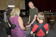 Young drummers get into the Olympic spirit to create Samba de Janerio (From The Bolton News)