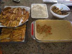 Pastel de Chucho Chefs, Venezuelan Food, Comida Latina, Latin Food, Mexican, Healthy Recipes, Cooking, Ethnic Recipes, Quiches