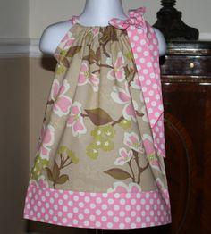 girls Easter dress Pillowcase dress joel by BlakeandBailey on Etsy, $19.99