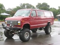 1991 Ford E350 Super Duty Pass
