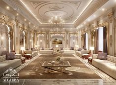 Luxury Villas Design - Interior Design Consultants in Dubai | ALGEDRA