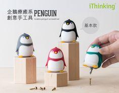 Penguin screw drivers