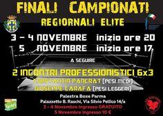 Parma: al via domani le Finali dei Campionati Regionali Elite di pugilato