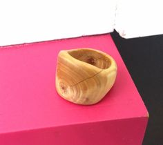 Chansthinks Wood Knot Ring #Chansthinks