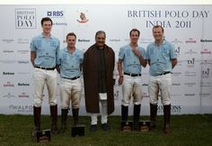The Backes & Strauss Polo Team - Discover more on www.backesandstrauss.com
