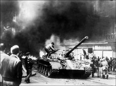 Soviet troops and most of their Warsaw Pact allies invaded Czechoslovakia on August to halt political liberalization in the country called the Prague Spring. Marie Curie, Steve Jobs, Trauma, Prague Spring, Einstein, Reform Movement, World Conflicts, Warsaw Pact, Soviet Army