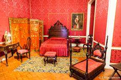 Palácio de Queluz: Quarto de D. José
