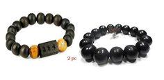 Dark Color Bodhi Beads Tibetan Buddhist Prayer Bracelet Mala