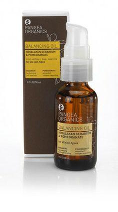GERANIUM & POMEGRANATE BALANCING OIL - Organic Skincare - Flow Organics |  $52.00 CAD. Free shipping Canada and U.S>