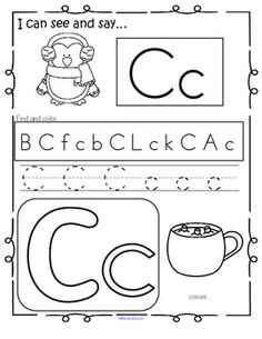 This is a collection of activity pages reviewing the upper and lower letters of the alphabet, for young children. This set can be used with a Winter or similar theme unit. 28 pages