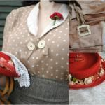 Leah Loverich - leahloverich.blogspot.co.uk - Confessions of a Vintage Hoarder - 1940sthrowback