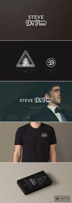 Steve DePino Business Card Design / Amy Hood