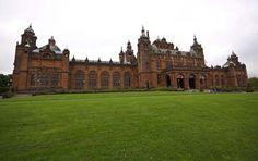 Kelvingrove Gallery, Glasgow, Scotland