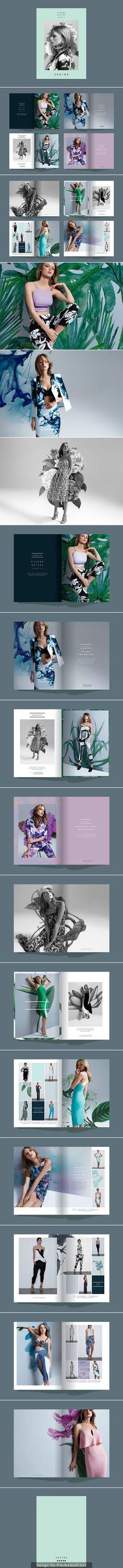 Sheike para libros moda