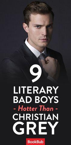 Finished 50 Shades? Meet Bennett Ryan, Gideon Cross, and a half dozen other men with dark secrets and hidden pastsÉ