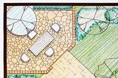 plano patio color - Buscar con Google