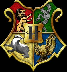 Every Harry Potter fan knows if they are a brave Gryffindor, sly Slytherin, clever Ravenclaw or Hufflepuff stoner. Harry Potter Diy, Harry Potter Casas, Casas Estilo Harry Potter, Harry Potter Thema, Cumpleaños Harry Potter, Harry Potter Birthday, Harry Potter Theme Cake, Harry Potter Clip Art, Harry Potter Invitations