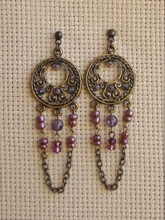 Brincos Indianos - Indian Earrings   Beat Bijou   Elo7