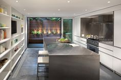 West Village Townhouse by LUBRANO CIAVARRA ARCHITECTS (6)