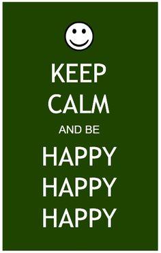 The Farmer's Wife: HAPPY HAPPY HAPPY