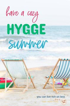 The cozy-ness of hygge (hoo-gah) isn't just for winter. We think summer is a magical time and we have lots of great ideas in our guide to help you embrace hygge in summertime. Summer hygge is the best! Summer Hygge, Love Wood Sign, Old Bookcase, Hygge Life, Diy Home, Christmas Tree Decorations, Beach Mat, Summertime, Outdoor Blanket