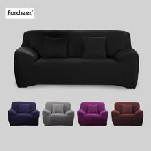 US $13.97 Sofa Cover Big Elasticity 100% Polyester Spandex Stretch Couch Cover Loveseat Sofa Towel Furniture Cover Machine Wash. Aliexpress product