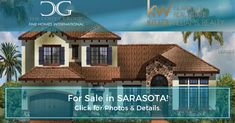 Listings To Leads - A full real estate marketing and lead generations system Sarasota Real Estate, Tandem Garage, Custom Built Homes, Instant Access, Lead Generation, Virtual Tour, Real Estate Marketing, Open Plan, Open House