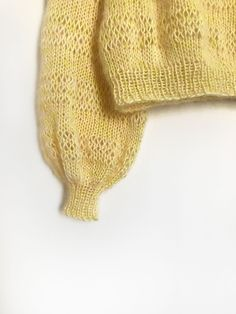 Lykkejumper3 Baby Alpaca, Knitted Hats, Jumper, Knit Crochet, Women's Fashion, Knitting, Sweaters, Threading, Tricot