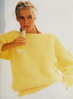 Summer Sunshine CROCHET : Sizes 33 to 42 ins 84 to 107 cm Vintage Patterns, Free Crochet, Beachwear, Sunshine, Crochet Patterns, Pullover, Jumpers, Seaside, Whimsical